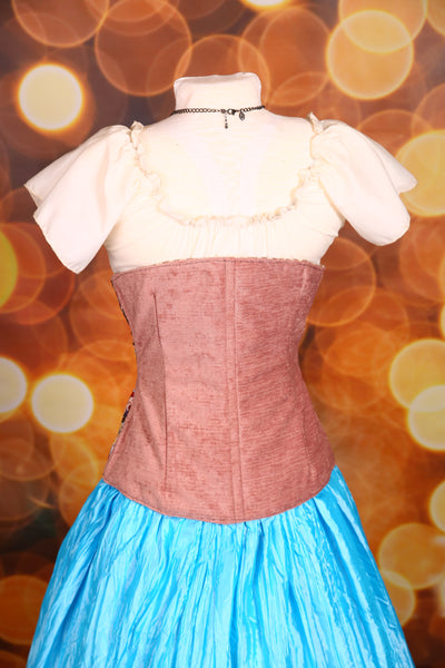 Wench Corset in Pretty Pretty Princess