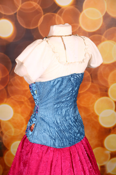 Wench Corset in Ohana