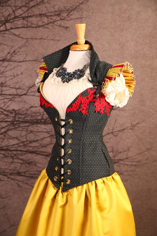 Snow White Courtier Corsets - RH1