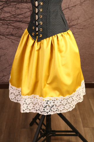Snow White Oktoberfest Skirt - RI2