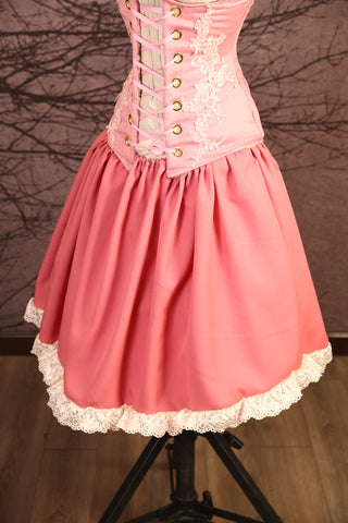 Pretty Pink Princess Oktoberfest Skirt - RI1