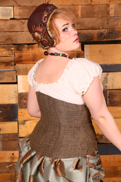 Strapping Gunny Wench Corset