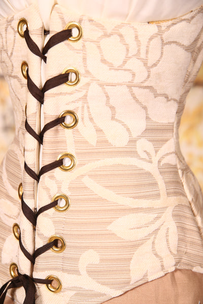 Wench Corset Cream Dream - RB2