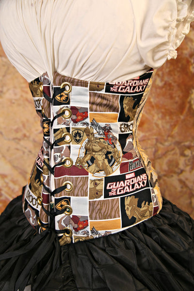 Guardians of the Galaxy-Wench Corset