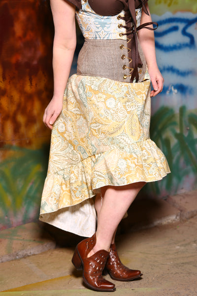 Stagecoach Skirt in Beaulah's Fiddle