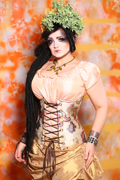 Torian Corset in Candyland Floral