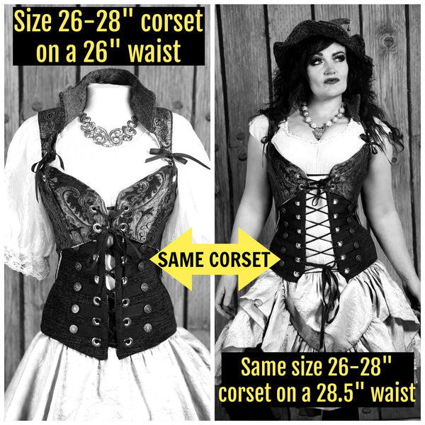 Wench Corset in SuperbOWL