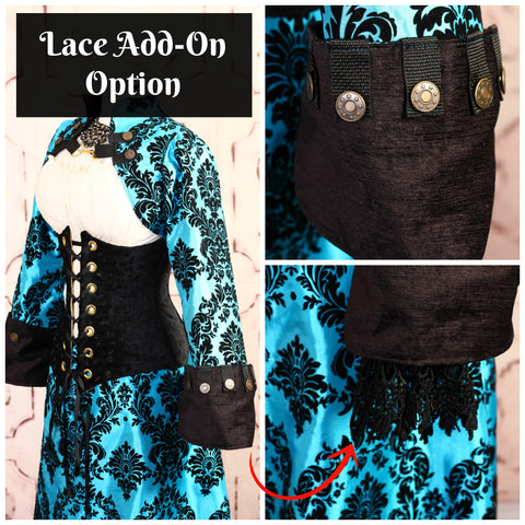 Add-On Lace Option