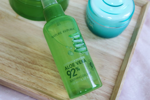 Nature Republic Aloe Vera Soothing Gel Mist 150ml
