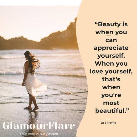 50 beauty quotes to inspire you  glamour flare