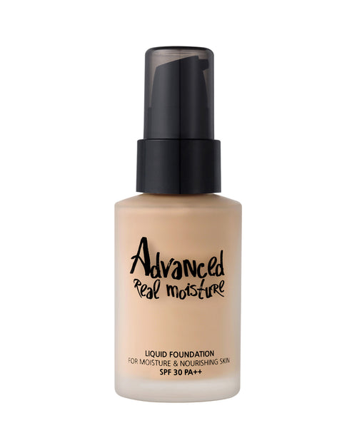 Touch In Sol Advanced Real Moisture Foundation SPF 30 PA++, 30ml