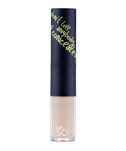 Touch In Sol Don't Tell Anybody Dual Concealer 4.5g