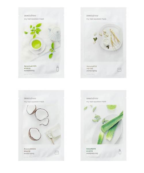 Innisfree mask sheet - free sample