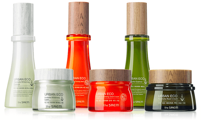 The Saem Urban Eco Harakeke Line