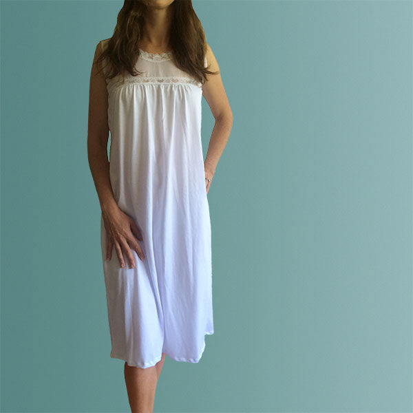 Positano Organic Cotton Nightdress