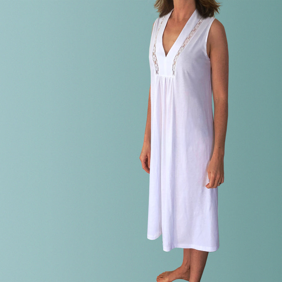 Tahiti Summer Nightgown