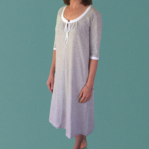 St Moritz Organic Cotton Nightdress