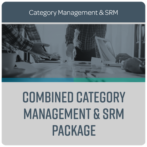 Combined Category Management & SRM Package