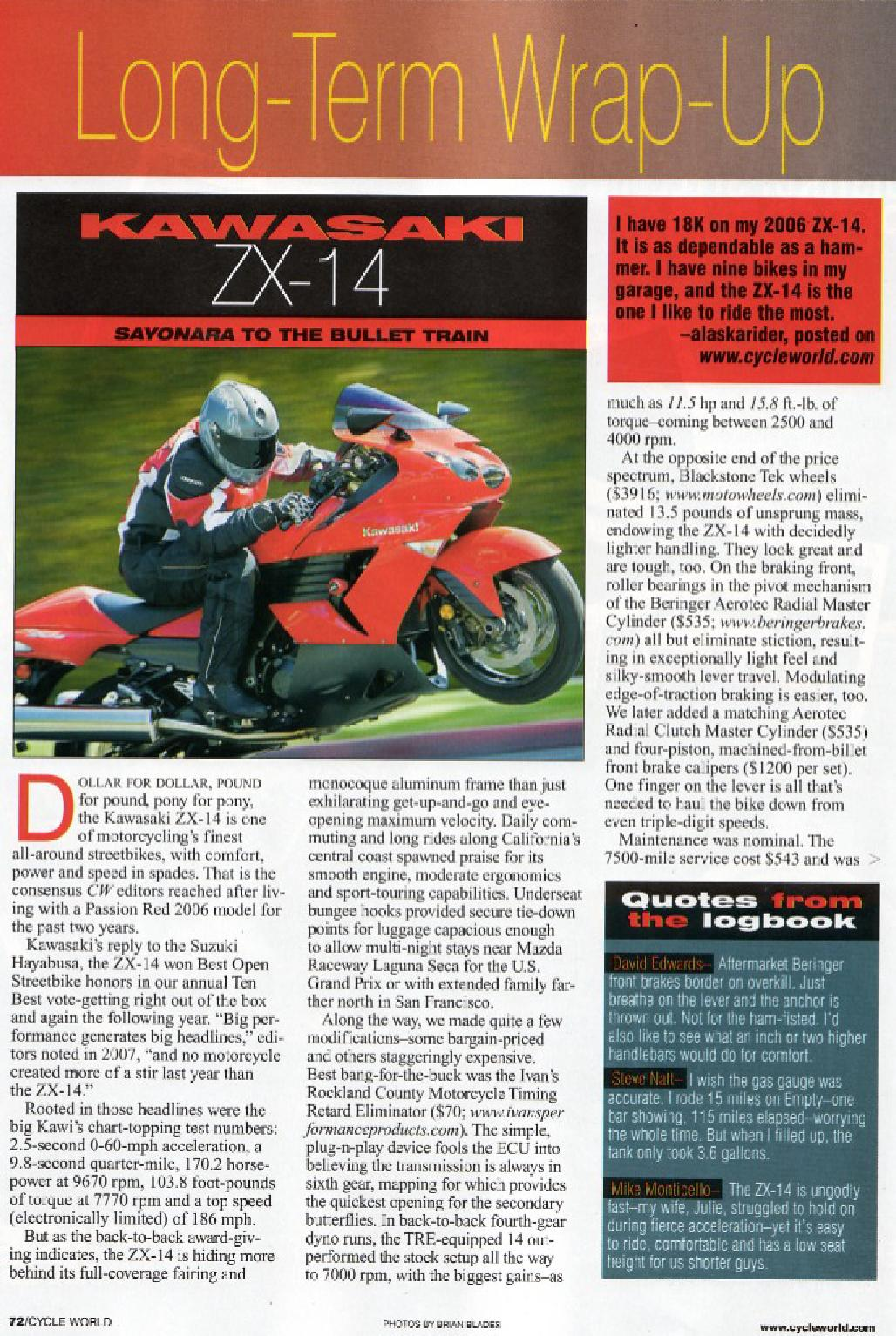 CycleWorld Magazine April 2009 - page 1