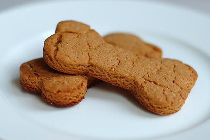 Low Fat Peanut Butter Dog Treats