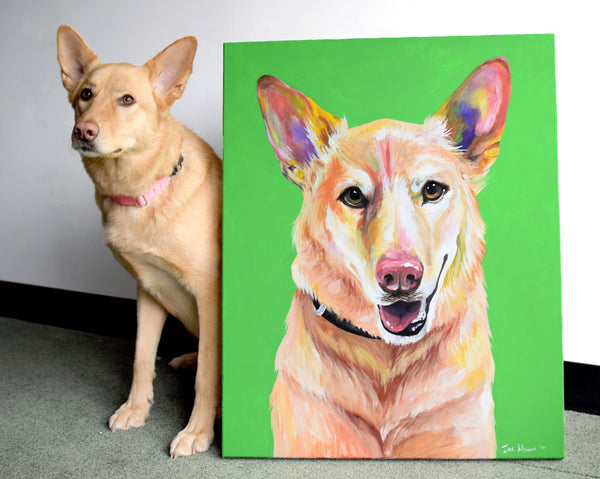 4 Amazing Pet Portraits You Wouldn't Believe