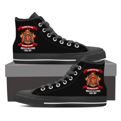firefighters shoes