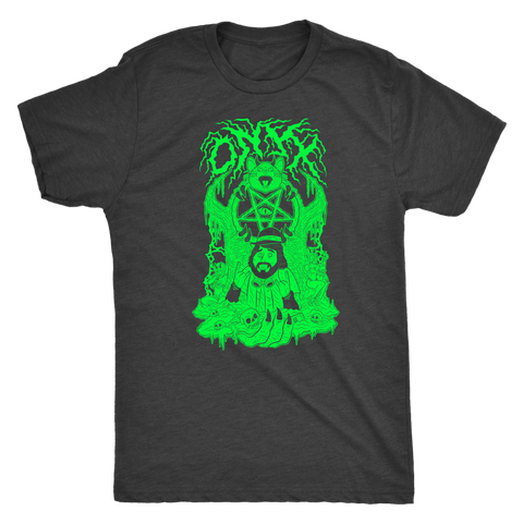Onyx Metal Green - Next Level Men's Shirt