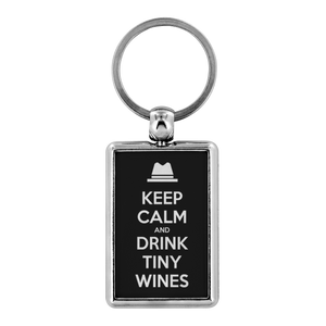 Tiny Wines - Keychain