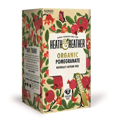 Organic Pomegranate 20 Bag