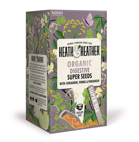 Organic Super Seeds 20 Bag