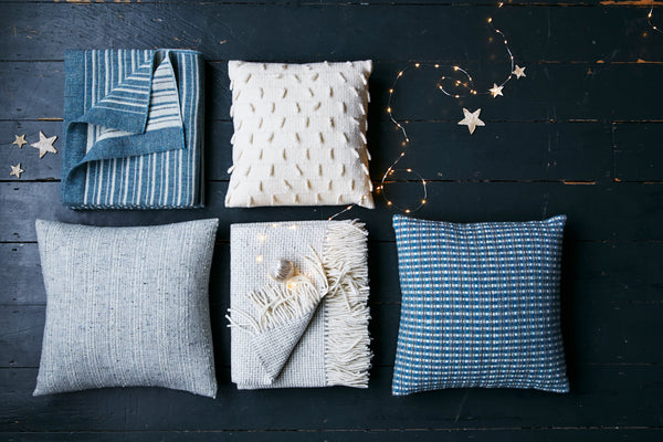Mourne Textiles Gift Ideas - Cushions and Blankets