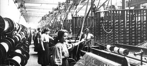 Music of the Loom – Mourne Textiles