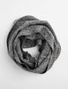 Tweed Emphasize Neck Warmer - Slate