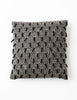 Shaggy Dog Cushion - Monochrome - VI