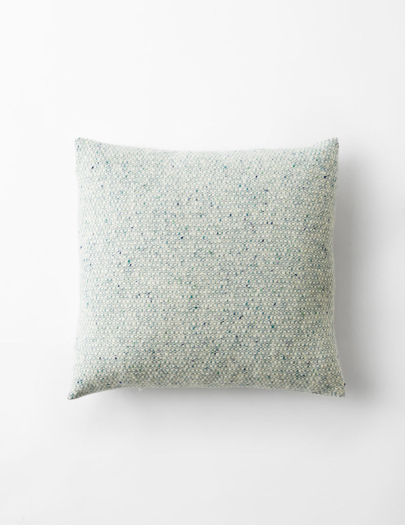 Tweed Emphasize Cushion - Smokey Blue