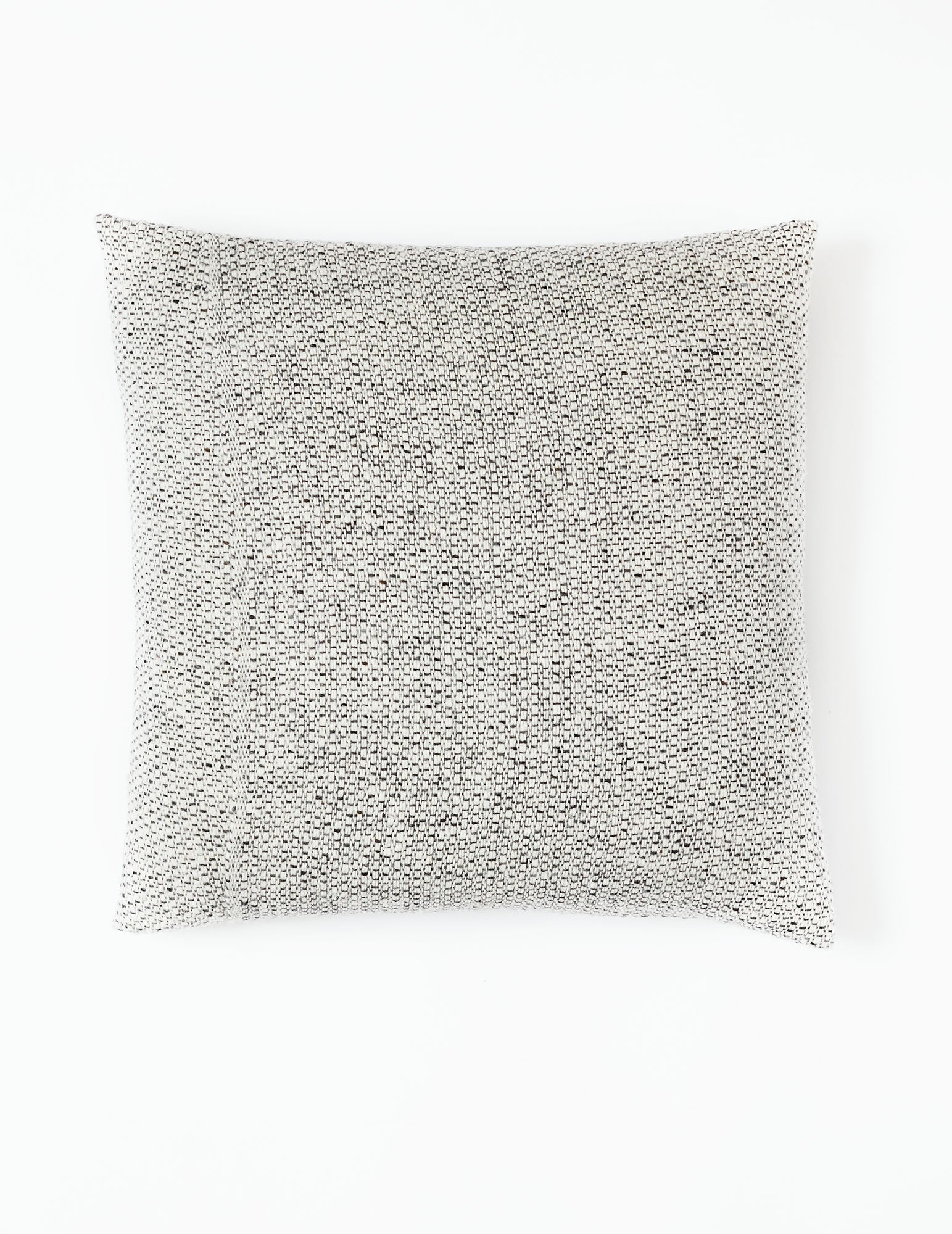 Tweed Emphasize Cushion - Charcoal Grey