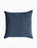 Mourne Check Cushion - Bilberry