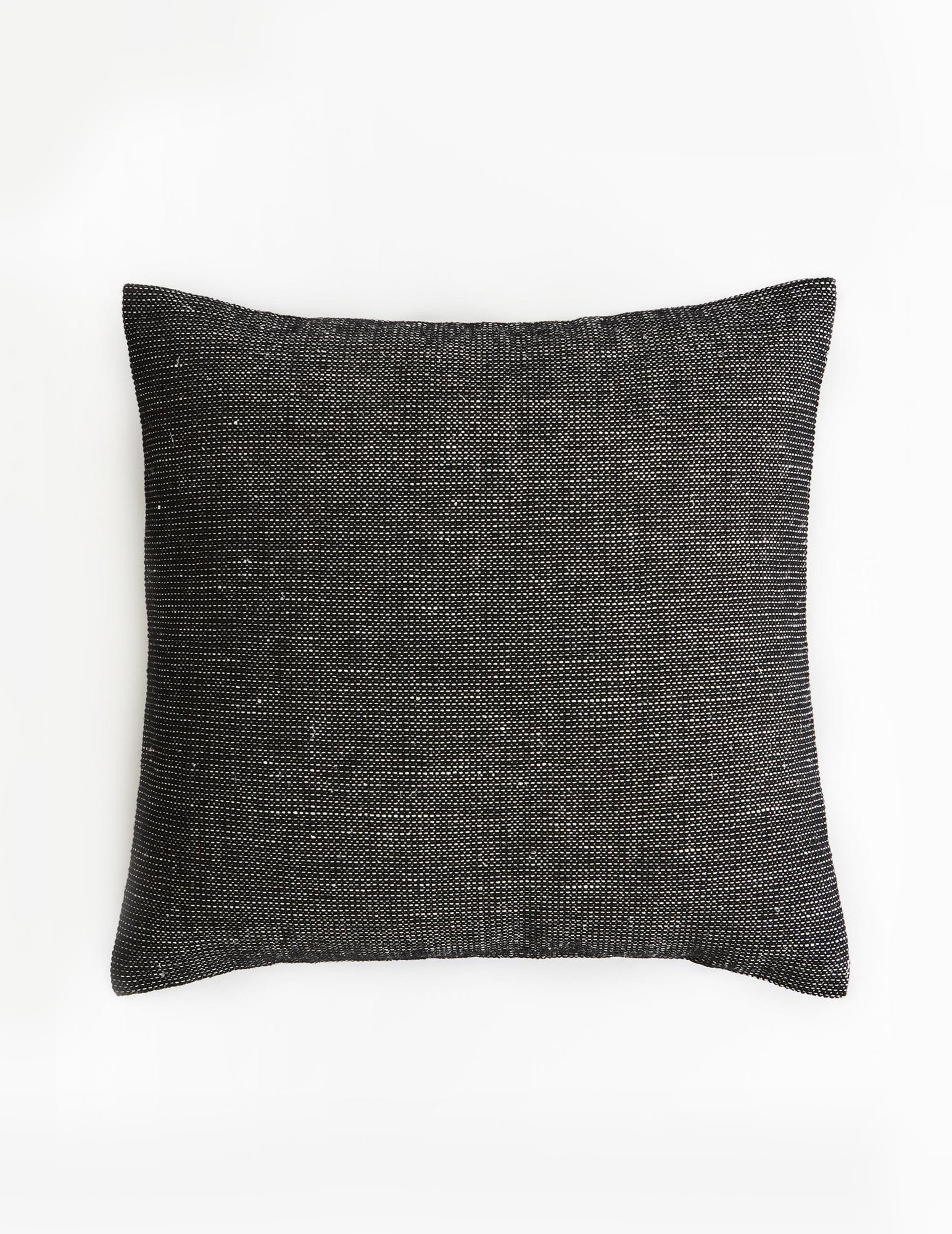 Mourne Dash Cushion - Black and White