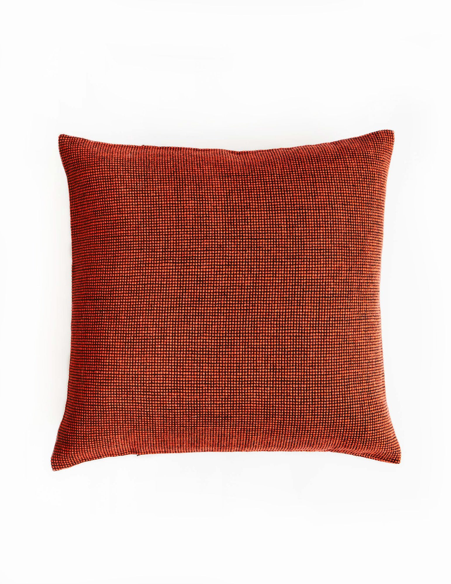 Mourne Check Cushion - Robin
