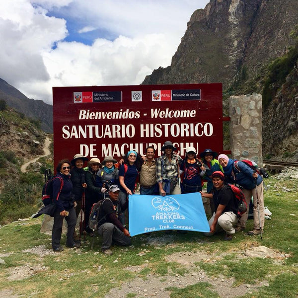 MACHU PICCHU POWER TREK (22 April - 5 May 2018)