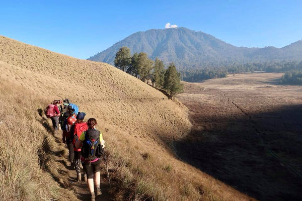 MOUNT SEMERU, EAST JAVA, INDONESIA TREK (27-30 Sept 2018)