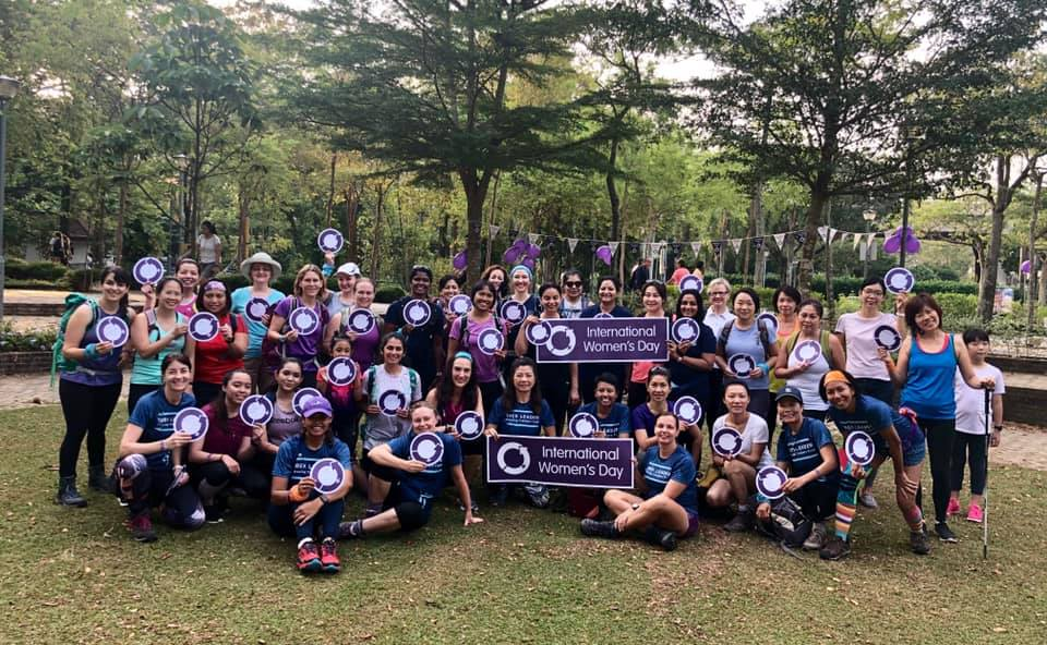 International Women's Day Community Walk (9 March 2019)