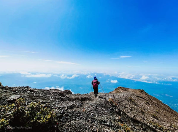 MOUNT KERINCI, SUMATRA, INDONESIA (26-29 SEP 2019)