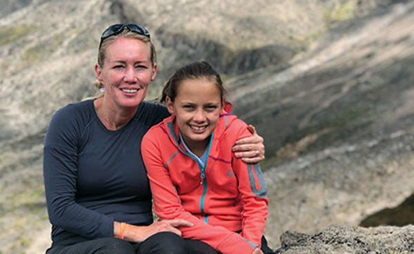 An inspiring mum and daughter story!
