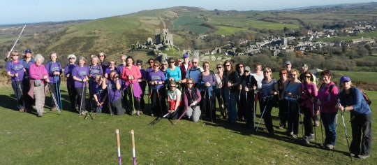 How Nordic Walking has changed my life…