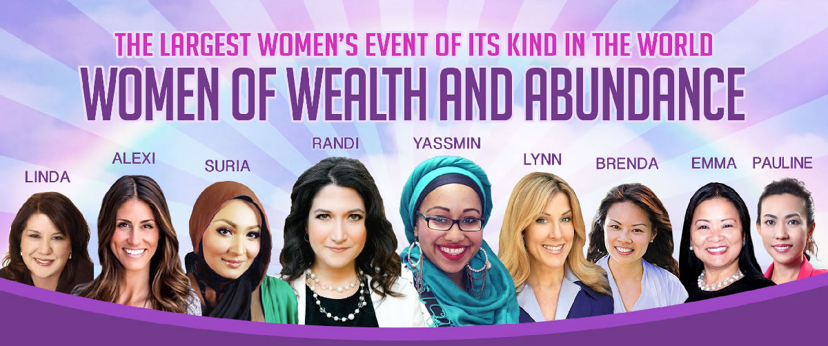 Women Of Wealth And Abundance : 12th to 13th Mar 2016