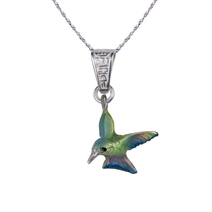 Andes Hummingbird Charm