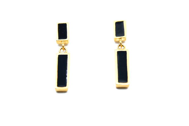 Geometria Short Earrings