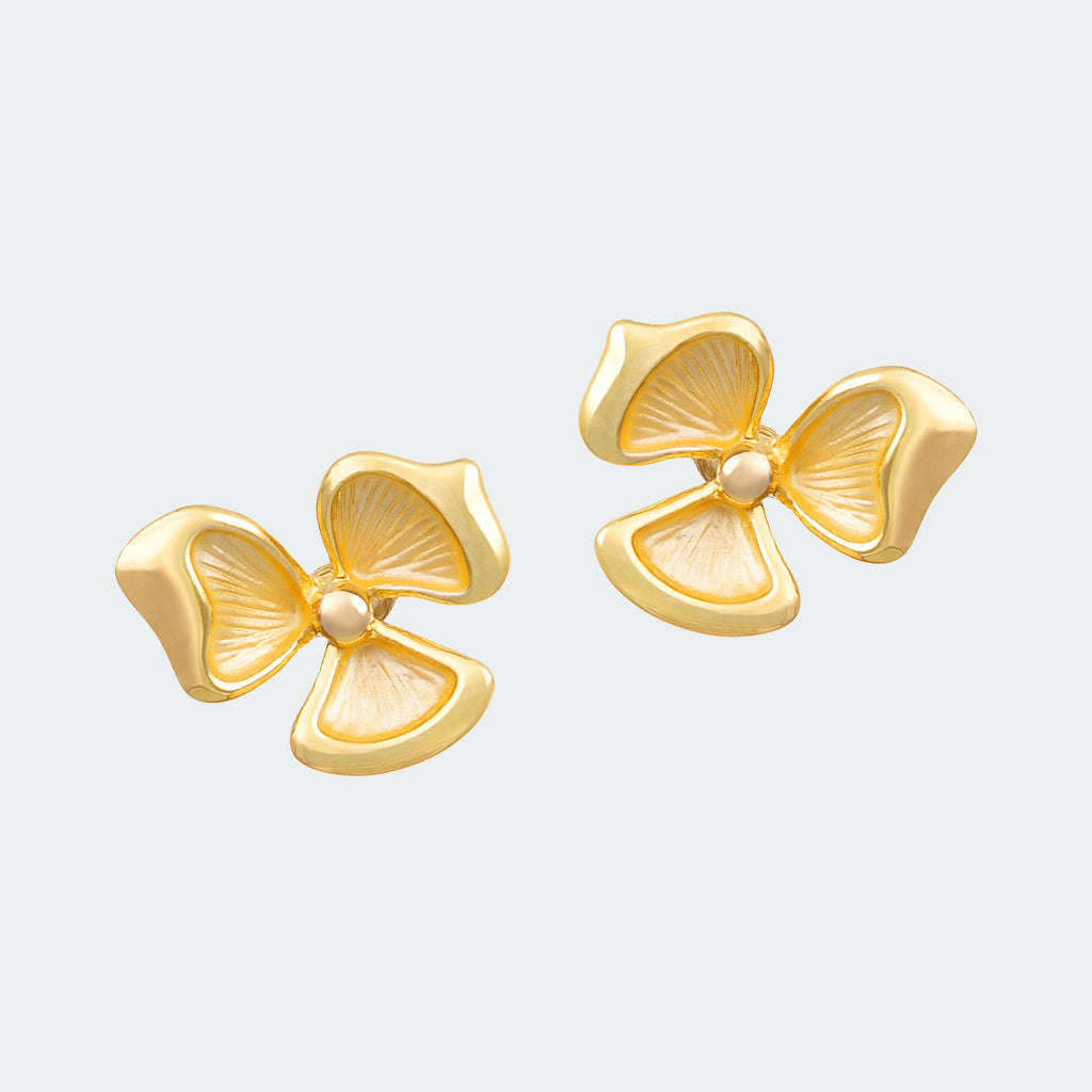 Classic Flower Earrings