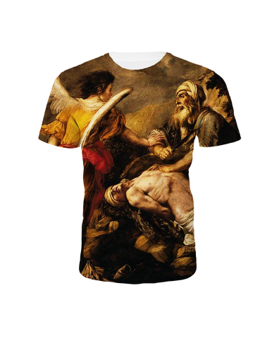Sacrifice of Isaac T Shirt